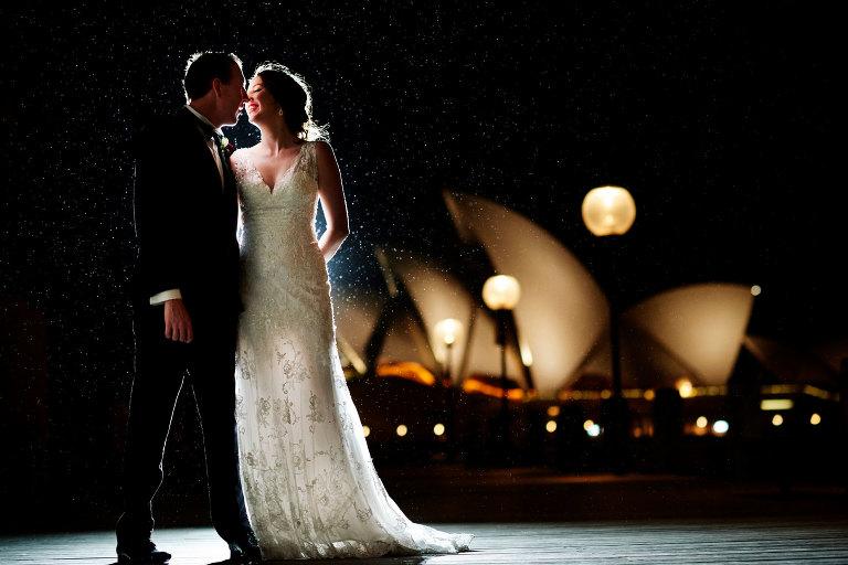 Wedding at Sydney's Italian Village