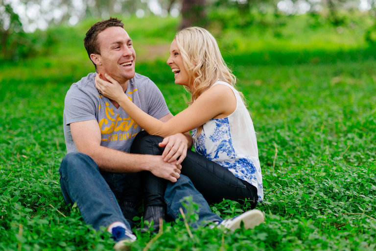 James Maloney engaged to Jessica Anderson