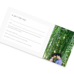 $500 gift voucher for David Henry Photography